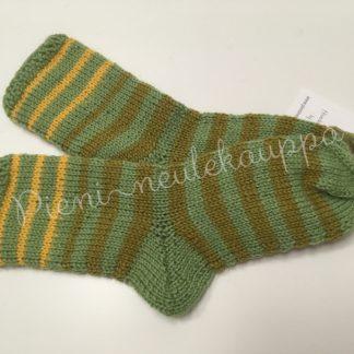 31-32-33 Sileävartiset vihreä-keltainen #265-0